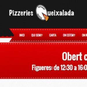 Pizzeries Queixalada