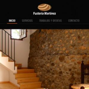 Fusteria Martinez