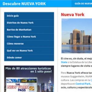 Descubre Nueva York